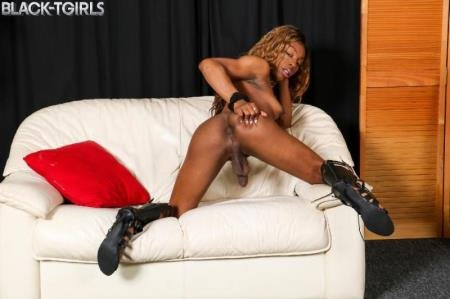 Special Kay Strokes And Cums! (Special Kay)  [SD] Black-TGirls