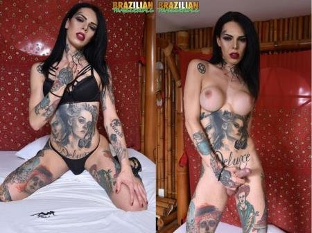TS Gaby Ink (Gaby Ink)  [HD 720p] Brazilian-Transsexuals