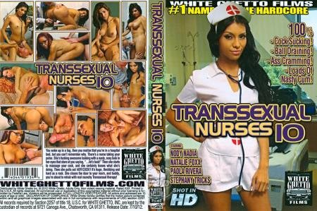 Transsexual Nurses 10 (Shemale)  [SD] White Ghetto