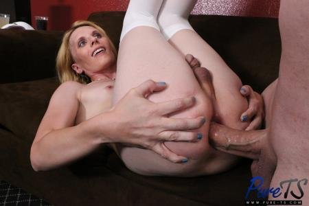 Classy, Elegant, But Loves Getting Buttfucked (Amy Nowell)  [SD] Pure-ts.com