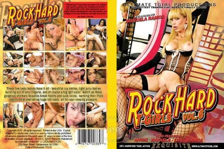Rock Hard T-Girls 6 (Ed Junior, Andre Garcia, Hugo Ferrari, Angie)  [SD] Ultimate Tgirl
