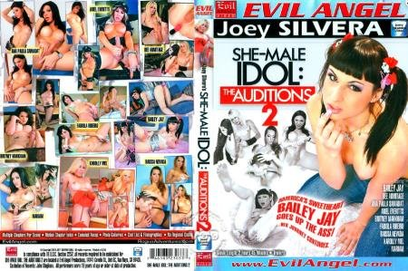 She-Male Idol: The Auditions 2 (Bee Armitage, Bailey Jay , Karolly)  [DVDRip] Evil Angel