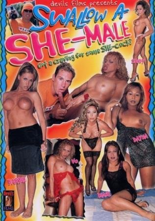 Swallow A She-Male 1 (Shemale)  [SD] Devil's Films