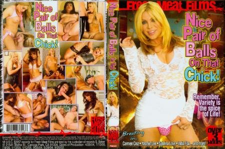 Nice Pair Of Balls On That Chick! (Split Scenes)  [SD] Fresh Meat Films