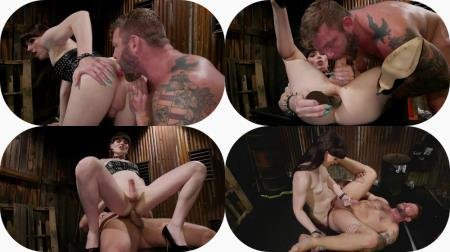 Slag Angels on Wheels: Episode One (Natalie Mars, Colby Jansen)  [SD] Kink.com