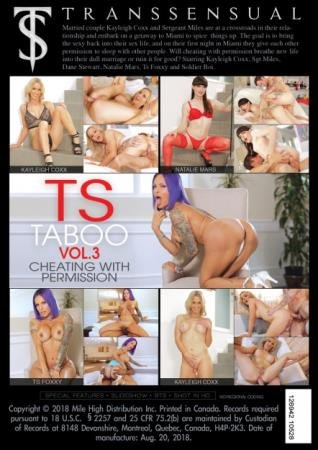 Cheating With Permission (TS Taboo #3)  [SD] Transsensual