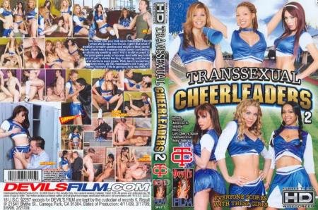 Transsexual Cheerleaders 2  (Johanna B., Carmen Cruz, Nelly)  [SD] Devil's Films