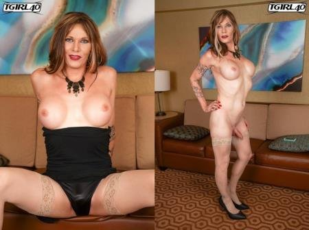 The Super Hot Peggy Bambalino (Peggy Bambalino)  [HD] TGirl40.com