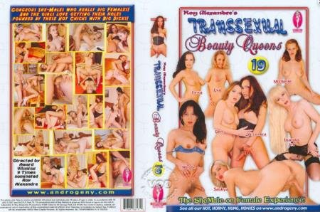 Transsexual Beauty Queens #19  (Veronica, Eva, Nicole, Michelle, Lena, Joanna Jet, Saskya, Geri)  [SD] Blue Coyote Pictures / Androgeny