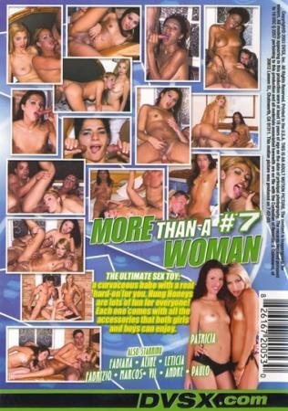 More Than A Woman 7 - Hung Honeys (Andre, Fabrizio, Marcos, Paulo, Karol Castro)  [SD] DVSX