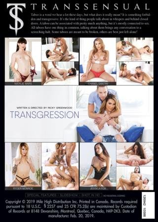 Transgression  (Ricky Greenwood)  [SD] TransSensual