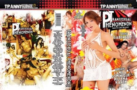 Transsexual Phenomenon (Karen, Dominique, Camila, Millena, Gaberelly)  [SD] TrannyKingz