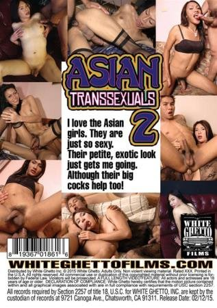 Asian Transsexuals 2 (Amy, Wan, Phon, Amanda Jade)  [SD] White Ghetto