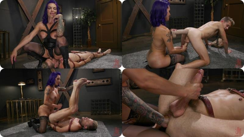 Maus Trap: TS Foxxy Rewards Her Loyal Servant, Sherman Maus (Sherman Maus, TS Foxxy)  [SD] Kink.com