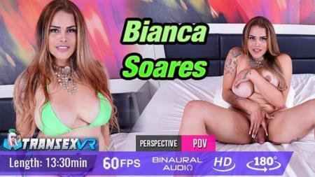 Rounded Ass (Bianca Soares)  [2K UHD] TransexVR.com