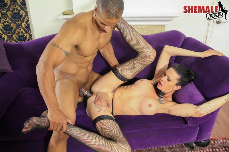 Morgan Bailey Fucked By Robert Axel (Morgan Bailey)  [HD] Shemale.xxx