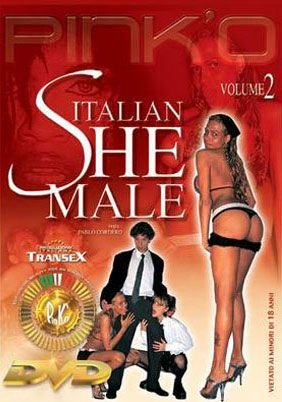 Italian She Male 2 (Shemale)  [SD] PinkO