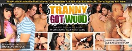 Yago ( Bruna Butterfly)  [HD] TrannyGotWood.com