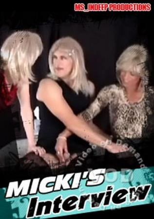 Mickis Interview (Gina, Mistress InDeep, Ms. Bobb)  [SD] ms indeep Productions