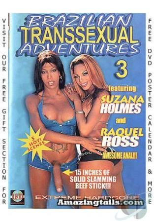 Brazilian Transsexual Adventures #3 (Suzanna Holmes)  [SD] Dane Productions