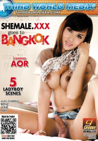 Shemale.XXX Goes To Bangkok (June, Benz, Nat, Aor)  [SD] Third World Media