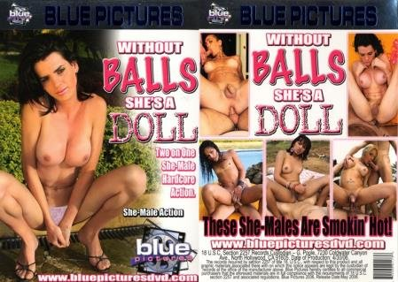 Without Balls Shes A Doll (Marcela Ramos, Caetano, Ricco Fuentes, Drielle, Leticia Valentine, Andrey, Jacqueline Araigo)  [SD] Blue Pictures