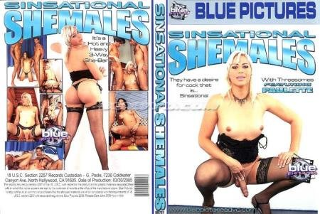 Sinsational Shemales (Paulette Lawer)  [SD] Blue Pictures