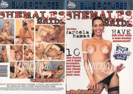 SheMales 2 Ride (Marcela Ramos, Fabiana, Claudia Betancourt)  [SD] Blue Pictures