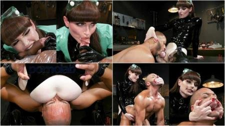 Latex Predator: Natalie Captures and Fucks Dillon (Natalie Mars, Dillon Diaz)  [HD] TSseduction.com