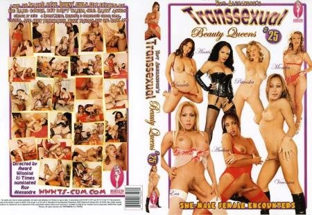 Transsexual Beauty Queens 25 (Veronica, Eva, Monika, Anais, Daniele, Ambar)  [SD] Roy Alexandre Avalon