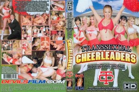 Transsexual Cheerleaders 1 (Yasmin Lee, Celeste, Mandy Mitchell, Jezebel Yum, Kelly Shore, Jesse Flores)  [SD] Devil's Film