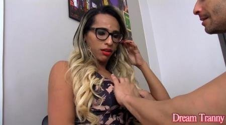 Anal Pleasure (Leticia Menezes)  [HD] DreamTranny.com