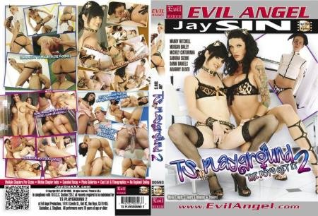 TS Playground 2 (Alex Victor, Ariadny Oliver, Danni Daniels, David Snider, Dustin Revees)  [SD] Evil Angel Video