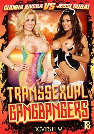 Transsexual Gang Bangers #18 (Chad Diamond, Christian XXX, Gianna Rivera, Jessy Dubai, Wolf Hudson)  [SD] Devil's Film