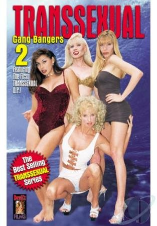 Transsexual Gang Bangers #2 (Vanity, Gina, Olivia Love, Shana, Skylar, The Geyser, Lisa Lawerence, Brandi Scott)  [SD] Devil's Films