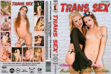 Trans Sex #38 (Luciano, Luiz, Jose, Francisco, Yermeson)  [SD] New Climax Production