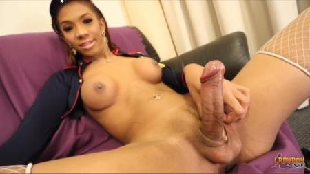Oil (Howdy Sailor) (Oil)  [HD] ladyboy.xxx