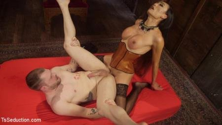 Her Willing Slave (Mike Panic, Venus Lux)  [HD] TSSeduction